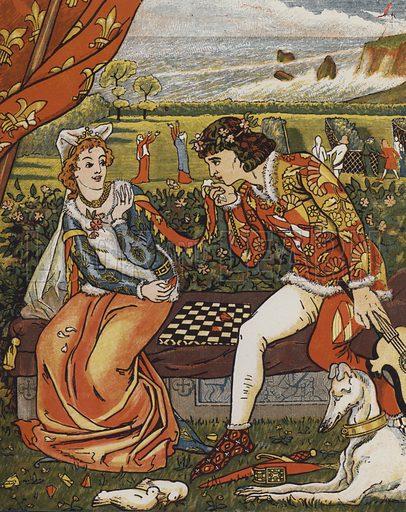 Dorigen and Aurelius, Chaucer's Franklin's Tale