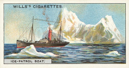 Ice-Patrol Boat