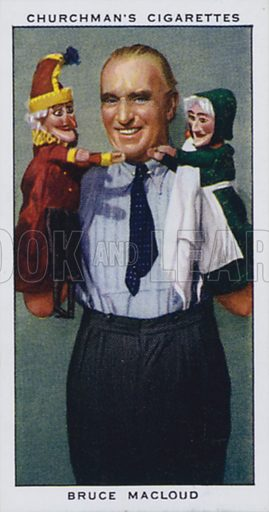 Bruce Macloud, Punch and Judy Show