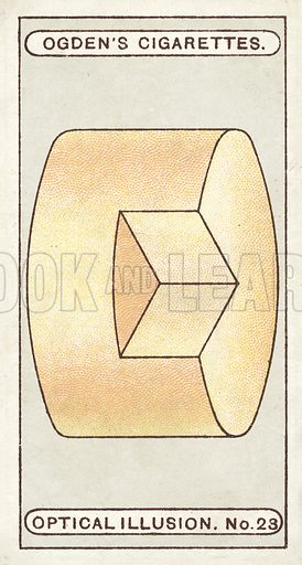 Optical illusion: Cheese