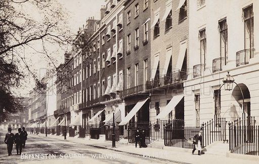 Bryanston Square, Marylebone, London