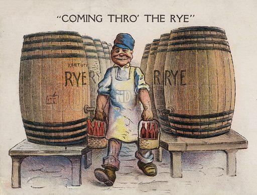 Coming thro' the rye
