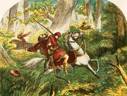 Death of William Rufus