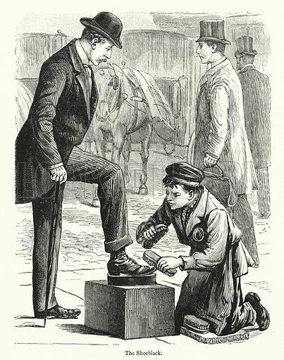 The Shoeblack