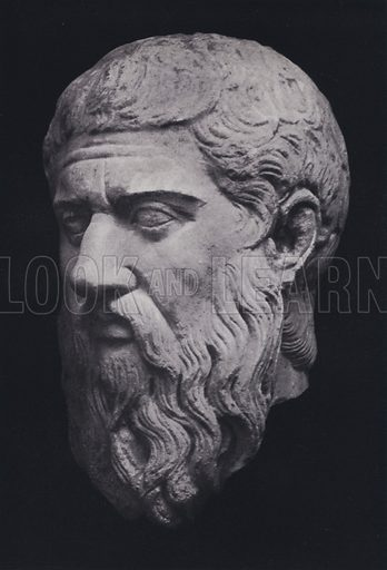 Plato, Copenhagen, Ny-Carlsberg Glyptothek