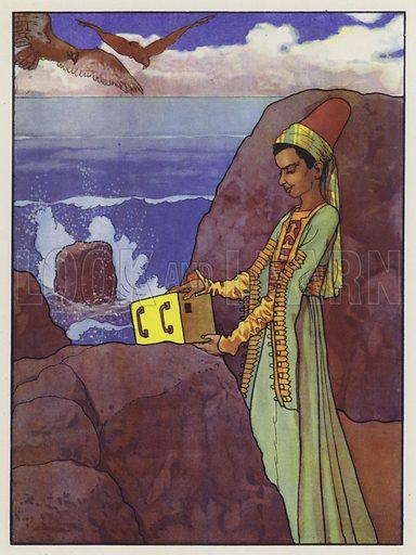 Illustration for Gulliver