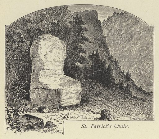 St Patrick's Chair