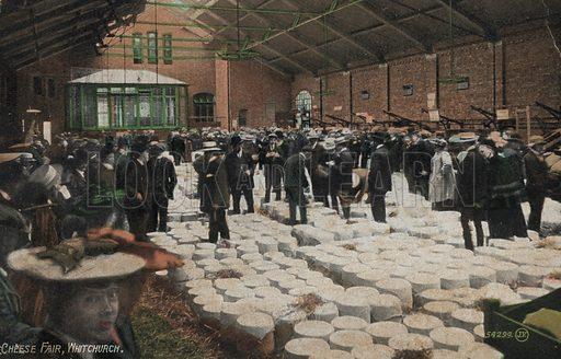 Cheese Fair, Whitchurch, England