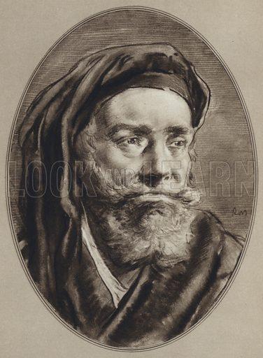 Portraits of Famous Men: Marco Polo