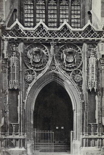South Door, King