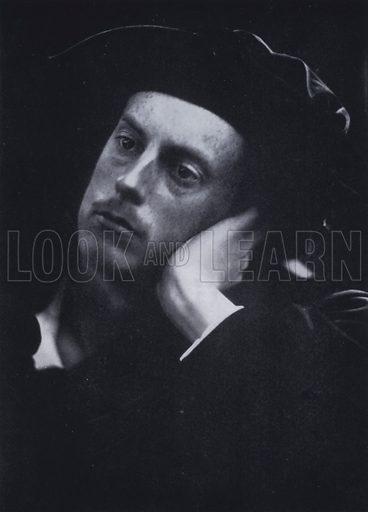 Frank Charteris, student at Balliol College, Oxford, 1868