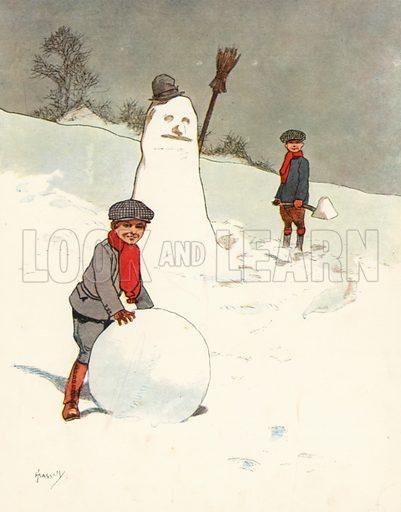 Chums: Snowballing