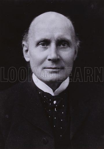 Alfred North Whitehead, portrait.