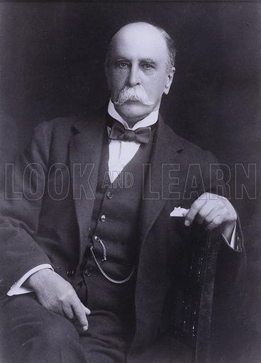 Sir William Osler, portrait.