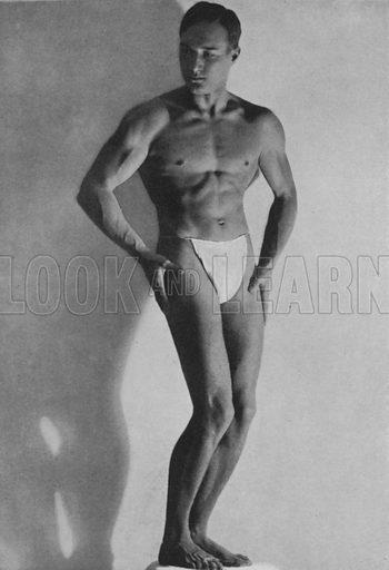 The Male Body Beautiful