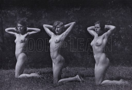 The Body Beautiful, Physical Culture for Women
