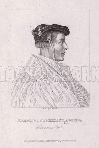 Heinrich Cornelius Agrippa (1486–1535), German polymath.