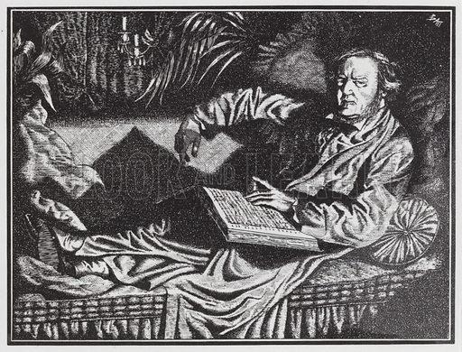 Richard Wagner at Munich