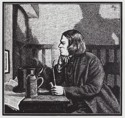 Robert Schumann, German composer