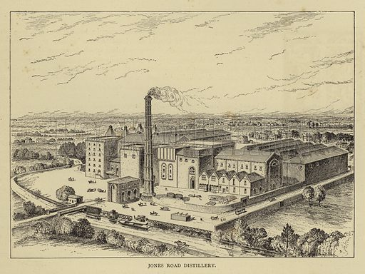 Jones Road Distillery