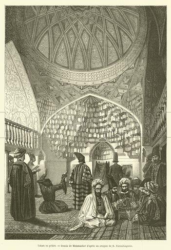 Tartars, picture, image, illustration