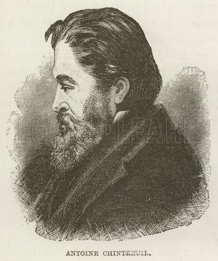 Antoine Chintreuil. Illustration for Toilers in Art by Henry C Ewart (Isbester, c 1890).