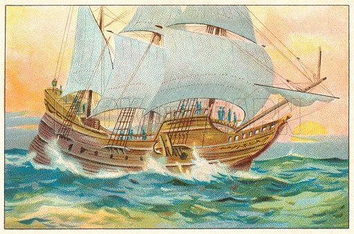 """The """"Mayflower"""""""