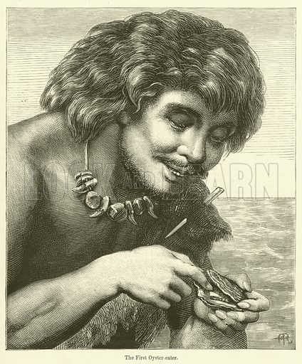 The First Oyster-eater