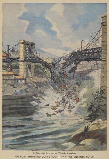 Image result for collapse of elk river bridge
