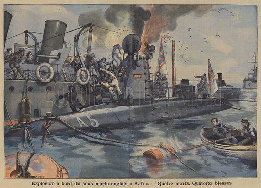 HMS A5