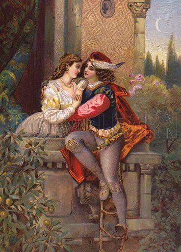 Romeo and Juliet, The Balcony Scene