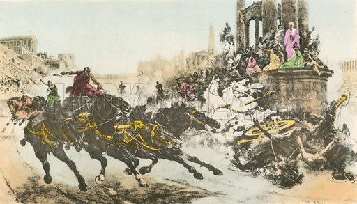 Chariot races