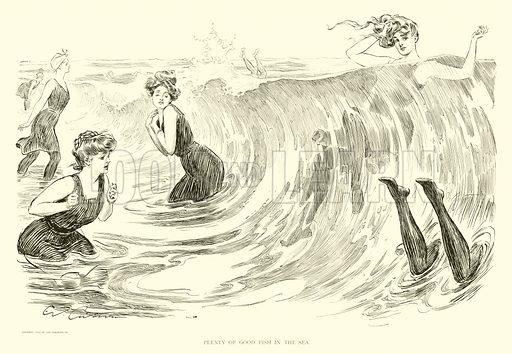 Illustration for The Social Ladder
