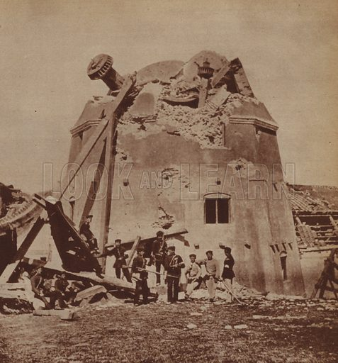 The Storming Of Duppel In 1864 The Decisive Engagement In The