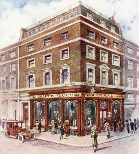 The Grafton Fur Company, Bond Street