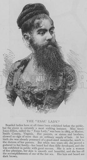 """The """"Esau Lady"""""""