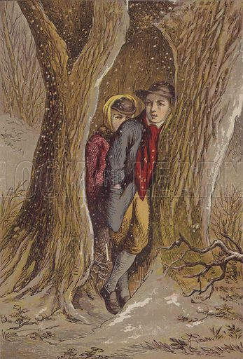 Illustration for The History of Sandford and Merton by Thomas Day (George Routledge, c 1875).