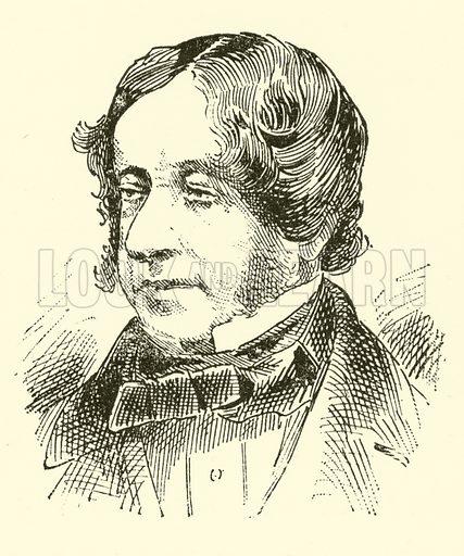 John Braham, 1774–1856. Illustration for Cyclopedia of Music and Musicians edited by John Denison Champlin (Charles Scribner, 1889).