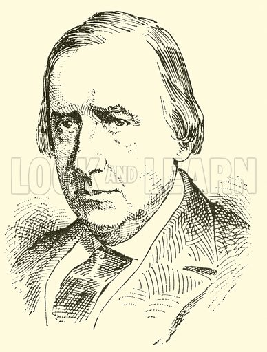 Charles Halle (Karl Halle). Illustration for Cyclopedia of Music and Musicians edited by John Denison Champlin (Charles Scribner, 1889).