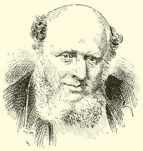 John Liphot Hatton, 1809–1886. Illustration for Cyclopedia of Music and Musicians edited by John Denison Champlin (Charles Scribner, 1889).