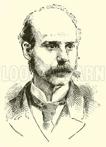 Charles Swinnerton Heap. Illustration for Cyclopedia of Music and Musicians edited by John Denison Champlin (Charles Scribner, 1889).