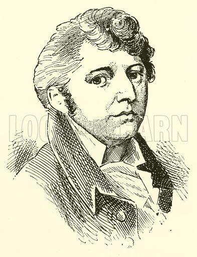 Friedrich Heinrich Himmel, 1765–1814. Illustration for Cyclopedia of Music and Musicians edited by John Denison Champlin (Charles Scribner, 1889).