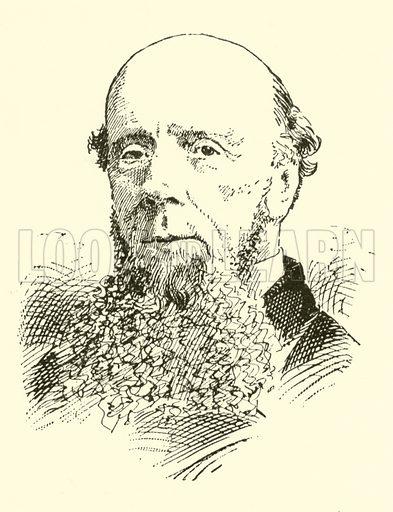 William Henry Longhurst. Illustration for Cyclopedia of Music and Musicians edited by John Denison Champlin (Charles Scribner, 1889).
