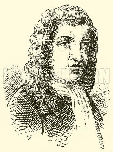 (Niccola) Niccolo Antonio Porpora, 1686–1766. Illustration for Cyclopedia of Music and Musicians edited by John Denison Champlin (Charles Scribner, 1889).