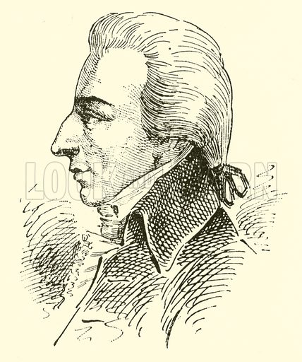 Alessio Prati, 1750–1788. Illustration for Cyclopedia of Music and Musicians edited by John Denison Champlin (Charles Scribner, 1889).