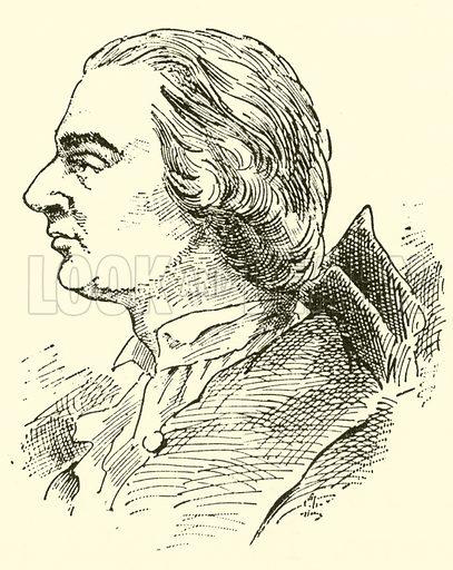 Gaetano Pugnani, 1727–1803. Illustration for Cyclopedia of Music and Musicians edited by John Denison Champlin (Charles Scribner, 1889).