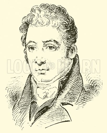William Reeve, 1757–1815. Illustration for Cyclopedia of Music and Musicians edited by John Denison Champlin (Charles Scribner, 1889).