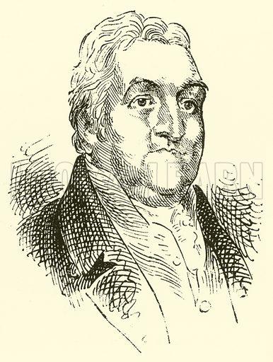 John Stafford Smith, 1750–1836. Illustration for Cyclopedia of Music and Musicians edited by John Denison Champlin (Charles Scribner, 1889).