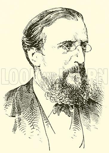 Edmund Hart Turpin. Illustration for Cyclopedia of Music and Musicians edited by John Denison Champlin (Charles Scribner, 1889).