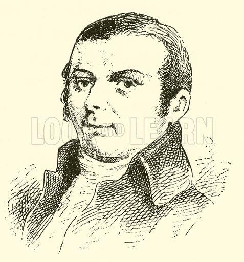 Joseph Weigl, 1766–1846. Illustration for Cyclopedia of Music and Musicians edited by John Denison Champlin (Charles Scribner, 1889).